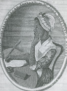 Book Title Art - Phillis Wheatley, African-american Poet by Photo Researchers