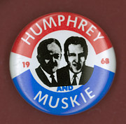 Presidential Campaign, 1968 Print by Granger