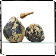 Two Objects Prints - Quinces Print by Bernard Jaubert