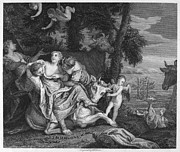 Abduction Photos - Rape Of Europa by Granger