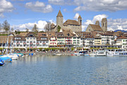 Cafes Art - Rapperswil by Joana Kruse