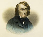 Chief Justice Framed Prints - Roger B. Taney (1777-1864) Framed Print by Granger