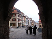 Tor Originals - Rottweil Germany by Ingrid Cotey