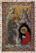 Orthodox Painting Prints - Saint John Print by Granger