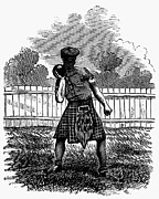 Throw Posters - Scottish Games, 1867 Poster by Granger