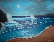 Joe Fugere - Seascape