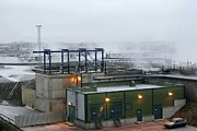 Sewage Art - Sewage Sludge Burning Plant by Ria Novosti