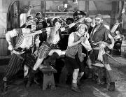 Silent Film Still: Pirates Print by Granger