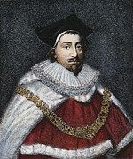 Attorney Photos - Sir Edward Coke (1552-1634) by Granger