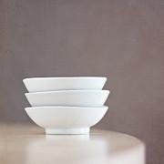 3 Stacked Bowls Print by Pamela N. Martin