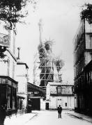 Late Prints - Statue Of Liberty, Paris Print by Granger