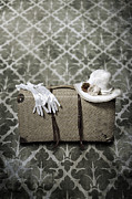 Departure Prints - Suitcase Print by Joana Kruse
