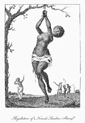 J.g. Posters - Surinam: Punishment, 1796 Poster by Granger