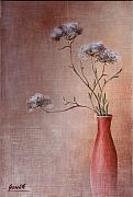 Ewa Gawlik - The Flowers In The Vase
