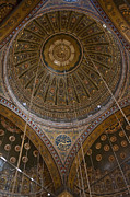 Allah Photos - The Mosque Of Mohammed Ali In Saladins by Taylor S. Kennedy