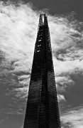 Shard Framed Prints - The Shard Framed Print by David Pyatt
