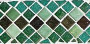 Tiles Print by Tom Gowanlock