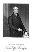 Clergy Photo Metal Prints - Timothy Dwight (1752-1817) Metal Print by Granger