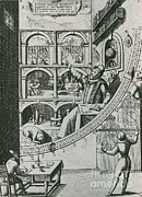 Observations Prints - Tycho Brahe, Danish Astronomer Print by Science Source