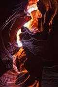 Interior Space Framed Prints - Upper Antelope Canyon, Arizona Framed Print by Robert Postma
