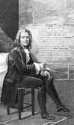 Enlightenment Prints - Voltaire (1694-1778) Print by Granger