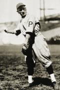 Pittsburgh Pirates Photo Posters - Walter Rabbit Maranville Poster by Granger