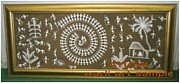 Tribal Art Paintings - Warli Art by AYUSH Adivasi Yuva Shakti
