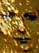 Mural Photos - Watching You ... by Juergen Weiss