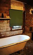 Bath Tub Framed Prints - West End Basement Brewing Framed Print by Jason Evans