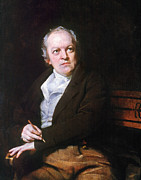 William Blake Art - William Blake (1757-1827) by Granger