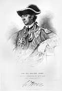 Redcoat Art - William Howe (1729-1814) by Granger