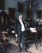 William Mckinley Framed Prints - WILLIAM McKINLEY (1843-1901): Framed Print by Granger