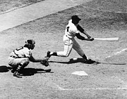 All Star Game Photo Prints - Willie Mays (1931- ) Print by Granger