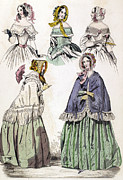 1842 Photos - Womens Fashion, 1842 by Granger
