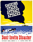 Ships And Boats Prints - World War Ii, Poster For Thirteenth Print by Everett