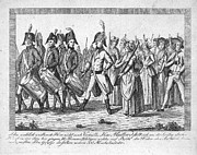 Mob Prints - French Revolution, 1789 Print by Granger