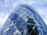 Progression Framed Prints - 30 St Mary Axe Is A Building In Londons Framed Print by Justin Guariglia