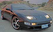 Chev Pickup Photos - 300 Zx by James Mcinnes