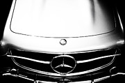 Mercedes Prints - 300SL Merc Print by Neil Ratnavira