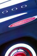 Car Detail Prints - 3100 Chevrolet Abstract Print by Jill Reger