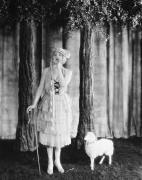 Bo Peep Prints - Silent Film Still Print by Granger