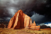 Sand Art - Capitol Reef National Park by Mark Smith