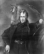 Thomas Sully Prints - Andrew Jackson (1767-1845) Print by Granger