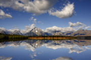 Spring Scenery Originals - Grand Teton National Park by Mark Smith