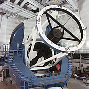 3.5-metre Optical Telescope Print by Eckhard Slawik