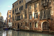 Old Houses Prints - Venezia Print by Joana Kruse
