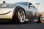 Drift Car Posters - 350z Poster by Bryan  Howland Photography