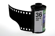 Slide Prints - 35mm Photographic Colour Slide Film Print by Victor De Schwanberg