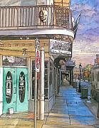 New Orleans Pastels Prints - 36 Print by John Boles