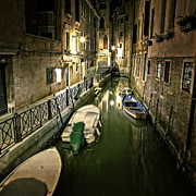 Fear Metal Prints - Venezia Metal Print by Joana Kruse